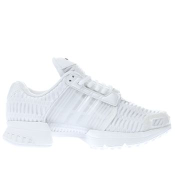 ADIDAS WHITE CLIMACOOL 1 YOUTH TRAINERS