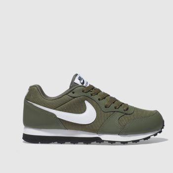 Nike Khaki Md Runner 2 Unisex Youth