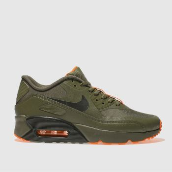 Nike Khaki Air Max 90 Ultra 2.0 Unisex Youth