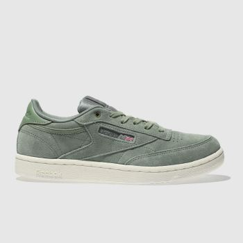 Reebok Green Club C 85 Mcc Unisex Youth