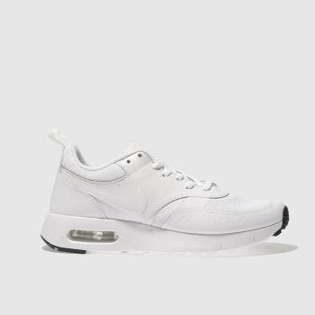 Nike White AIR MAX VISION Unisex Youth