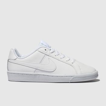 Nike White Court Royale Unisex Youth