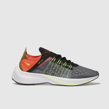Nike Grey Exp-X14 Unisex Youth
