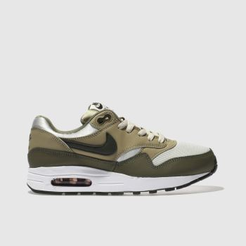 Nike Khaki Air Max 1 Unisex Youth