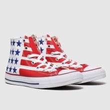 Converse All Star Hi Bars & Stripes 1