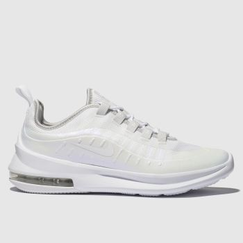 Nike White Air Max Axis Unisex Youth