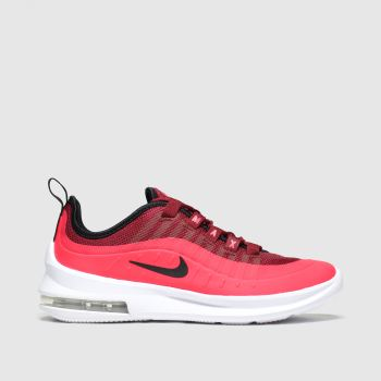 Nike Red Air Max Axis Unisex Youth