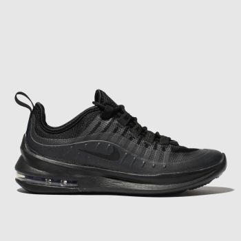 Nike Black Air Max Axis Unisex Youth