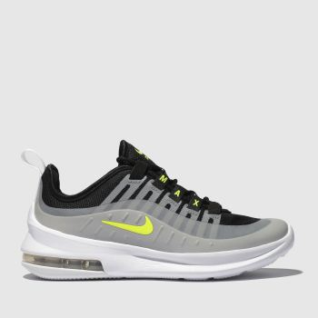 Nike Black & Grey Air Max Axis Unisex Youth