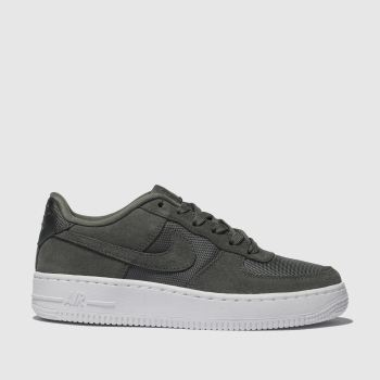 Nike Khaki Air Force 1-1 Unisex Youth