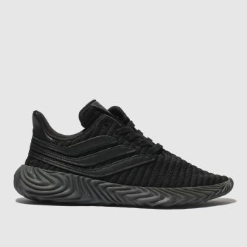 Adidas Black Sobakov Modern Unisex Youth