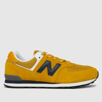 New balance Gold Nb 574 Unisex Youth