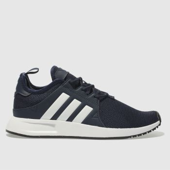 Adidas Navy & White X_Plr Unisex Youth