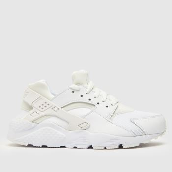 Nike White Huarache Run Ultra Se Unisex Youth