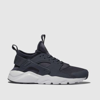 premium selection 34267 36144 Nike Navy Huarache Run Ultra Unisex Youth