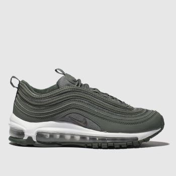 Nike Khaki Air Max 97 Pe Unisex Youth