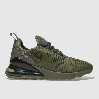 Nike Khaki Air Max 270 Unisex Youth