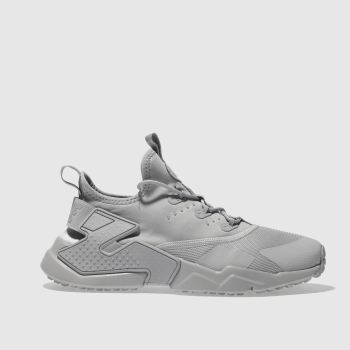 Nike Grey Huarache Drift Unisex Youth