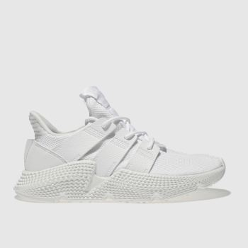 Adidas White Prophere Unisex Youth
