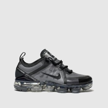 Nike Black Air Vapormax 2019 Unisex Youth