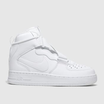 Nike White Air Force 1 Highness Unisex Youth
