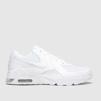 Nike White Air Max Excee Unisex Youth
