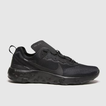 Nike Black Renew Element 55 Unisex Youth