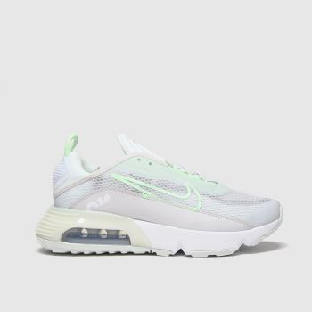Nike Light Grey Air Max 2090 Unisex Youth#