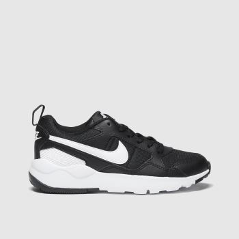 Nike Black & White Pegasus 92 Lite Unisex Youth#