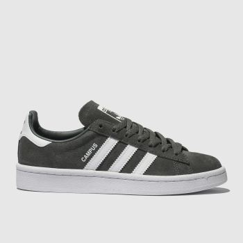 Adidas Khaki Campus Unisex Youth