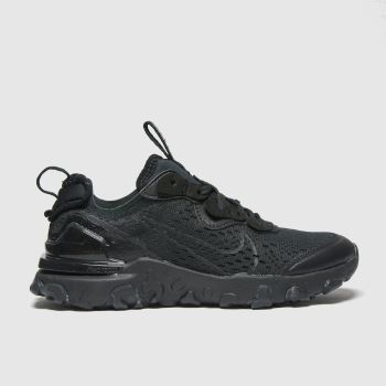 Nike Black React Vision Unisex Youth#