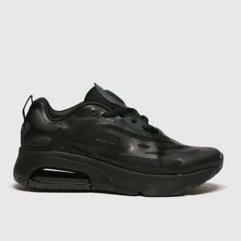 Nike Black Air Max Exosense Unisex Youth