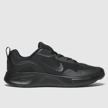 Nike Black Wearallday Unisex Youth#