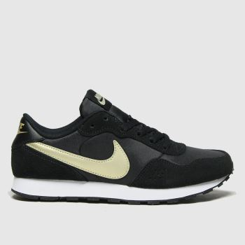 Nike Black & Gold Md Valiant Unisex Youth#