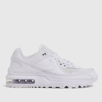 Nike White Air Max Wright Unisex Youth