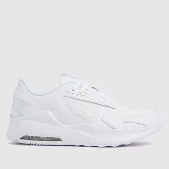 Nike White Air Max Bolt Unisex Youth