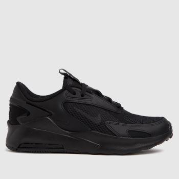 Nike Black Air Max Bolt Unisex Youth