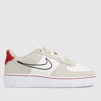 Nike Stone Air Force 1 Lv8 S50 Unisex Youth