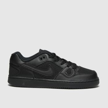 Nike Black Son Of Force Unisex Youth