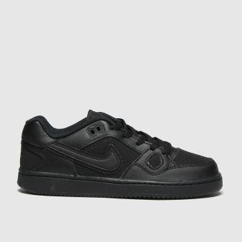 Nike Black Son Of Force Unisex Youth#
