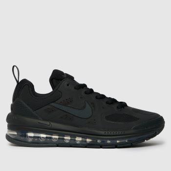 Nike Black Air Max Genome Unisex Youth