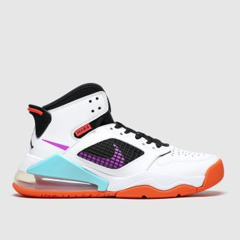 Nike Jordan Black & White Mars 270 Unisex Youth