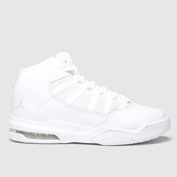 Nike Jordan White Jordan Max Aura c2namevalue::Unisex Youth
