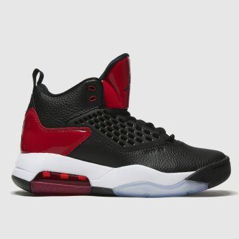 Nike Jordan Black Maxin 200 Yth Unisex Youth