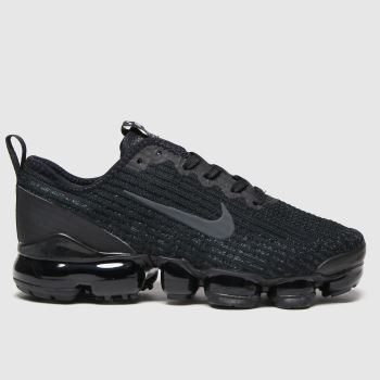 Nike Black Air Vapormax Flyknit 3 Unisex Youth