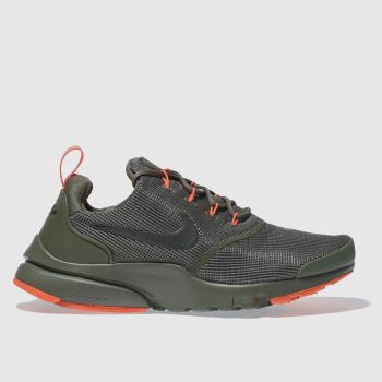 Nike Khaki Presto Fly Unisex Youth