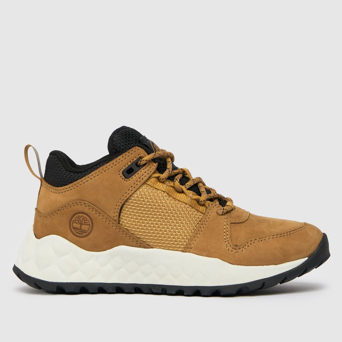 Timberland Natural Solar Wave Trainers Youth