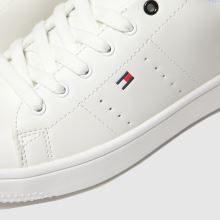 Tommy Hilfiger Th Low Cut Lace-up Sneaker Yth 1