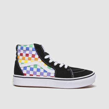 Vans Multi Comfycush Sk8-hi Unisex Youth