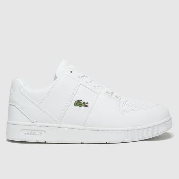 Lacoste White Thrill Unisex Youth#